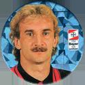 World POG Federation (WPF) > Schmidt > Bundesliga Serie 1 069-Bayer-Leverkusen-Rudi-Völler-Angriff.