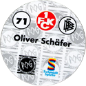 World POG Federation (WPF) > Schmidt > Bundesliga Serie 2 071-1.-FCK-Oliver-Schäfer-(back).