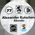 World POG Federation (WPF) > Schmidt > Bundesliga Serie 2 077-TSV-1860-München-Alexander-Kutschera-Abwehr-(back).