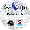 World POG Federation (WPF) > Schmidt > Bundesliga Serie 2 079-VfL-Bochum-Peter-Közle-(back).