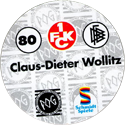 World POG Federation (WPF) > Schmidt > Bundesliga Serie 2 080-1.-FCK-Claus-Dieter-Wollitz-(back).