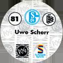 World POG Federation (WPF) > Schmidt > Bundesliga Serie 2 081-FC-Schalke-04-Uwe-Scherr-(back).