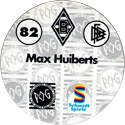 World POG Federation (WPF) > Schmidt > Bundesliga Serie 2 082-Borussia-Mönchengladbach-Max-Huiberts-(back).