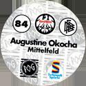 World POG Federation (WPF) > Schmidt > Bundesliga Serie 2 084-Eintracht-Frankfurt-Augustine-Okocha-Mittelfeld-(back).