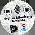 World POG Federation (WPF) > Schmidt > Bundesliga Serie 2 086-Borussia-Mönchengladbach-Stefan-Effenberg-Mittelfeld-(back).