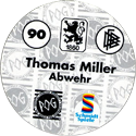 World POG Federation (WPF) > Schmidt > Bundesliga Serie 2 090-TSV-1860-München-Thomas-Miller-Abwehr-(back).