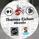 World POG Federation (WPF) > Schmidt > Bundesliga Serie 2 091-1.-FC-Köln-Thomas-Cichon-Abwehr-(back).