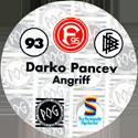 World POG Federation (WPF) > Schmidt > Bundesliga Serie 2 093-Fortuna-Düsseldorf-Darko-Pancev-Angriff-(back).