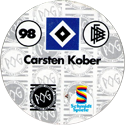 World POG Federation (WPF) > Schmidt > Bundesliga Serie 2 098-Hamburger-SV-Carsten-Kober-(back).