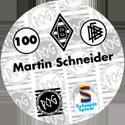 World POG Federation (WPF) > Schmidt > Bundesliga Serie 2 100-Borussia-Mönchengladbach-Martin-Schneider-(back).