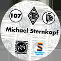 World POG Federation (WPF) > Schmidt > Bundesliga Serie 2 107-Borussia-Mönchengladbach-Michael-Sternkopf-(back).