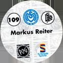 World POG Federation (WPF) > Schmidt > Bundesliga Serie 2 109-MSV-Duisburg-Markus-Reiter-(back).