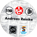 World POG Federation (WPF) > Schmidt > Bundesliga Serie 2 110-1.-FCK-Andreas-Reinke-(back).