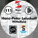 World POG Federation (WPF) > Schmidt > Bundesliga Serie 2 111-Bayer-Leverkusen-Hans-Peter-Lehnhoff-Mittelfeld-(back).
