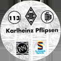 World POG Federation (WPF) > Schmidt > Bundesliga Serie 2 113-Borussia-Mönchengladbach-Karlheinz-Pflipsen-(back).