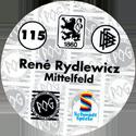 World POG Federation (WPF) > Schmidt > Bundesliga Serie 2 115-TSV-1860-München-René-Rydlewicz-Mittelfeld-(back).