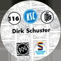 World POG Federation (WPF) > Schmidt > Bundesliga Serie 2 116-Karlsruher-SC-Dirk-Schuster-(back).