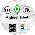 World POG Federation (WPF) > Schmidt > Bundesliga Serie 2 118-Werder-Bremen-Michael-Schulz-(back).