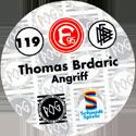 World POG Federation (WPF) > Schmidt > Bundesliga Serie 2 119-Fortuna-Düsseldorf-Thomas-Brdaric-Angriff-(back).