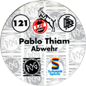World POG Federation (WPF) > Schmidt > Bundesliga Serie 2 121-1.-FC-Köln-Pablo-Thiam-Abwehr-(back).