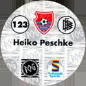 World POG Federation (WPF) > Schmidt > Bundesliga Serie 2 123-KFC-Uerdingen-Heiko-Peschke-(back).