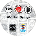 World POG Federation (WPF) > Schmidt > Bundesliga Serie 2 125-FC-St.-Pauli-Martin-Driller-(back).