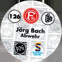 World POG Federation (WPF) > Schmidt > Bundesliga Serie 2 126-Fortuna-Düsseldorf-Jörg-Bach-Abwehr-(back).