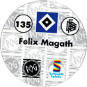 World POG Federation (WPF) > Schmidt > Bundesliga Serie 2 135-Hamburger-SV-Felix-Magath-(back).