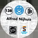World POG Federation (WPF) > Schmidt > Bundesliga Serie 2 138-MSV-Duisburg-Alfred-Nijhuis-(back).