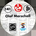 World POG Federation (WPF) > Schmidt > Bundesliga Serie 3 141-1.-FCK-Olaf-Marschall-(back).