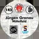 World POG Federation (WPF) > Schmidt > Bundesliga Serie 3 142-FC-St.-Pauli-Jürgen-Gronau-Mittelfeld-(back).