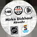 World POG Federation (WPF) > Schmidt > Bundesliga Serie 3 148-Eintracht-Frankfurt-Mirko-Dickhaut-Abwehr-(back).