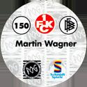 World POG Federation (WPF) > Schmidt > Bundesliga Serie 3 150-1.-FCK-Martin-Wagner-(back).