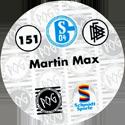 World POG Federation (WPF) > Schmidt > Bundesliga Serie 3 151-FC-Schalke-04-Martin-Max-(back).