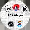 World POG Federation (WPF) > Schmidt > Bundesliga Serie 3 159-KFC-Uerdingen-Erik-Meijer-(back).
