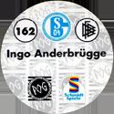 World POG Federation (WPF) > Schmidt > Bundesliga Serie 3 162-FC-Schalke-04-Ingo-Anderbrügge-(back).