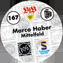 World POG Federation (WPF) > Schmidt > Bundesliga Serie 3 167-VfB-Stuttgart-Marco-Haber-Mittelfeld-(back).
