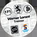 World POG Federation (WPF) > Schmidt > Bundesliga Serie 3 171-TSV-1860-München-Werner-Lorant-Trainer-(back).