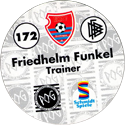 World POG Federation (WPF) > Schmidt > Bundesliga Serie 3 172-KFC-Uerdingen-Friedhelm-Funkel-(back).