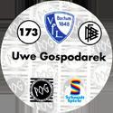 World POG Federation (WPF) > Schmidt > Bundesliga Serie 3 173-VfL-Bochum-Uwe-Gospodarek-(back).