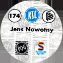 World POG Federation (WPF) > Schmidt > Bundesliga Serie 3 174-Karlsruher-SC-Jens-Nowotny-(back).