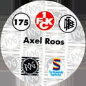 World POG Federation (WPF) > Schmidt > Bundesliga Serie 3 175-1.-FCK-Axel-Roos-(back).