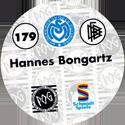 World POG Federation (WPF) > Schmidt > Bundesliga Serie 3 179-MSV-Duisburg-Hannes-Bongartz-(back).