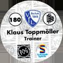 World POG Federation (WPF) > Schmidt > Bundesliga Serie 3 180-VfL-Bochum-Klaus-Toppmöller-Trainer-(back).