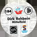 World POG Federation (WPF) > Schmidt > Bundesliga Serie 3 184-FC-Hansa-Rostock-Dirk-Rehbein-Mittelfeld-(back).