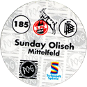 World POG Federation (WPF) > Schmidt > Bundesliga Serie 3 185-1.-FC-Köln-Sunday-Oliseh-Mittelfeld-(back).