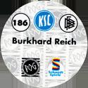 World POG Federation (WPF) > Schmidt > Bundesliga Serie 3 186-Karlsruher-SC-Burkhard-Reich-(back).