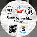 World POG Federation (WPF) > Schmidt > Bundesliga Serie 3 187-FC-Hansa-Rostock-Rene-Schneider-Abwehr-(back).