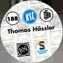 World POG Federation (WPF) > Schmidt > Bundesliga Serie 3 188-Karlsruher-SC-Thomas-Hässler-(back).