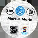 World POG Federation (WPF) > Schmidt > Bundesliga Serie 3 189-MSV-Duisburg-Marcus-Marin-(back).
